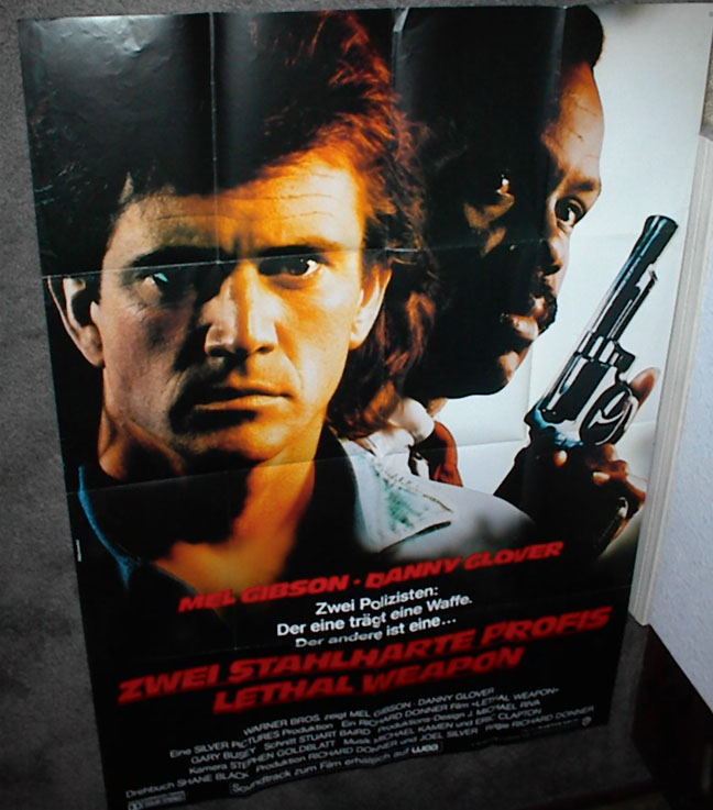 Lethal Weapon Movie